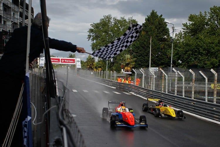 Alex Peroni & Christian Lundgaard - MP Motorsport