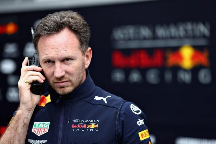 Christian Horner - Aston Martin Red Bull Racing
