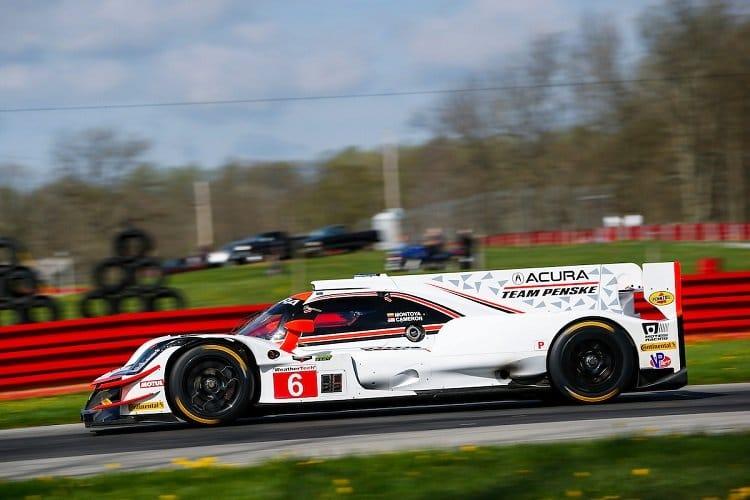 Dane Cameron/Juan Pablo Montoya - Acura Team Penske