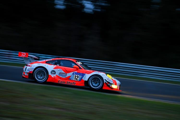 24 Stunden Nürburgring 2018, Qualifikationsrennen, Nürburgring-Nordschleife - Foto: Gruppe C Photography; #012 Porsche 911 GT3 , Manthey Racing: Otto Klohs, Lars Kern, Philipp Frommenwiler