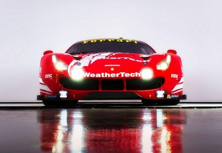 The pairing of Keating Motorsport and Risi Competizione are ready to take on the 24 Hours of Le Mans