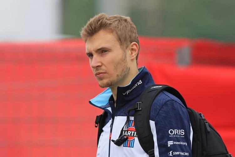 Sergey Sirotkin - Williams Martini Racing