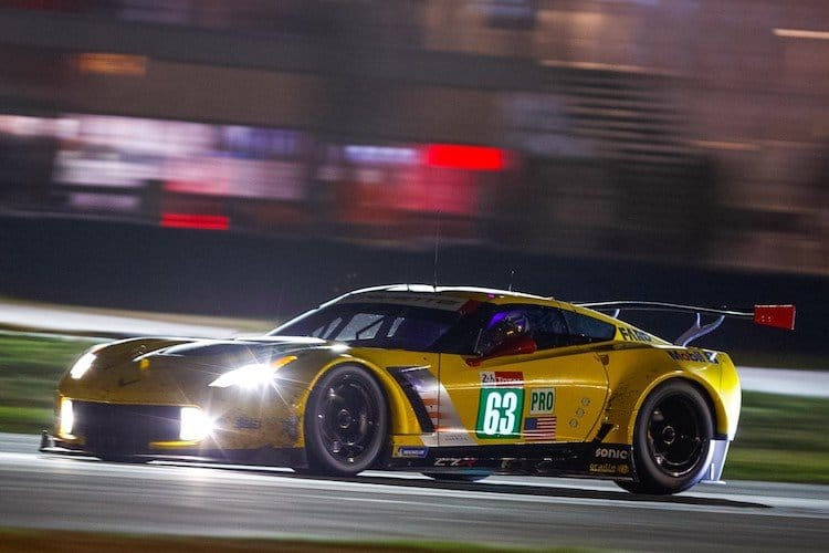 Corvette Racing will enter in their first Asia race to celebrate the launch of their CR.7 Redline special edition at the 6 Hours of Shanghai.