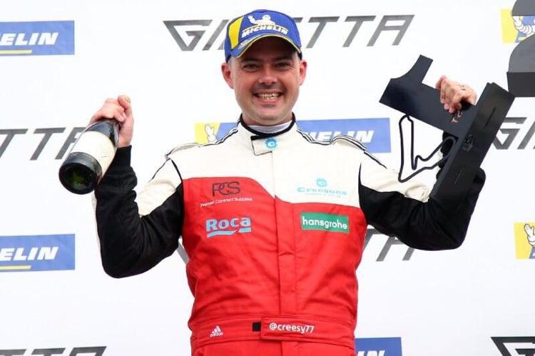 Michael Crees - 2018 Michelin Ginetta GT4 Supercup