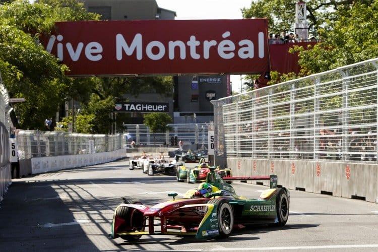 Lucas Di Grassi, ABT Schaeffler Audi Sport, 2017 Montreal ePrix