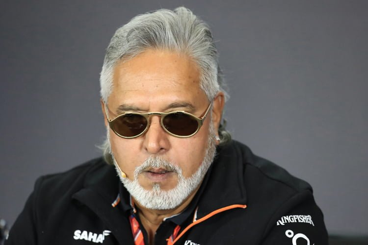Vijay Mallya - Sahara Force India F1 Team