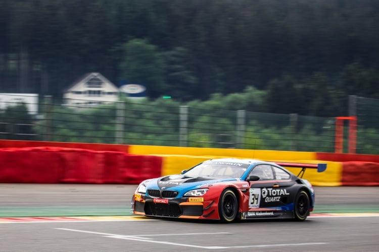 Walkenhorst Motorsport, BMW M6, GT3, #34, Phillip Eng, Tom Blomqvist, Christian Krognes, Total 24 Hours of Spa Spa Francorchamps Spa Belgium © Craig Robertson