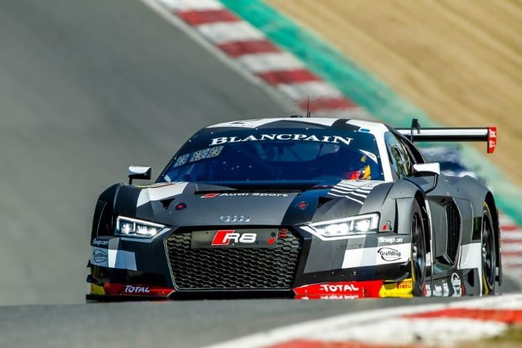 Blancpain GT 2018 - Audi R8 LMS #2 (Belgian Audi Club Team WRT), Will Stevens/Dries Vanthoor