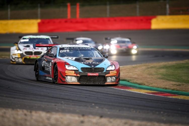 #34 Walkenhorst Motorsport DEU BMW M6 GT3 - Tom Blomqvist GBR Christian Krognes NOR Philipp Eng AUT, Race SRO-Kevin Pecks