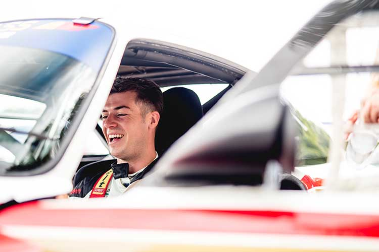 George Gamble - 2018 Goodwood Festival of Speed