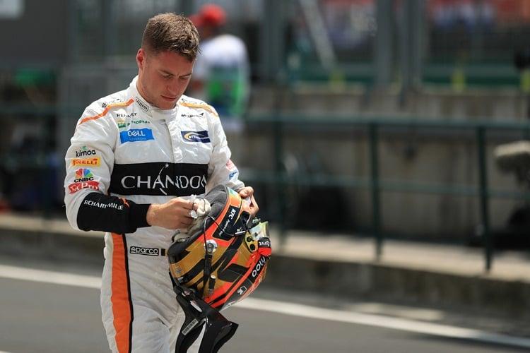 Stoffel Vandoorne - McLaren F1 Team - Hungaroring