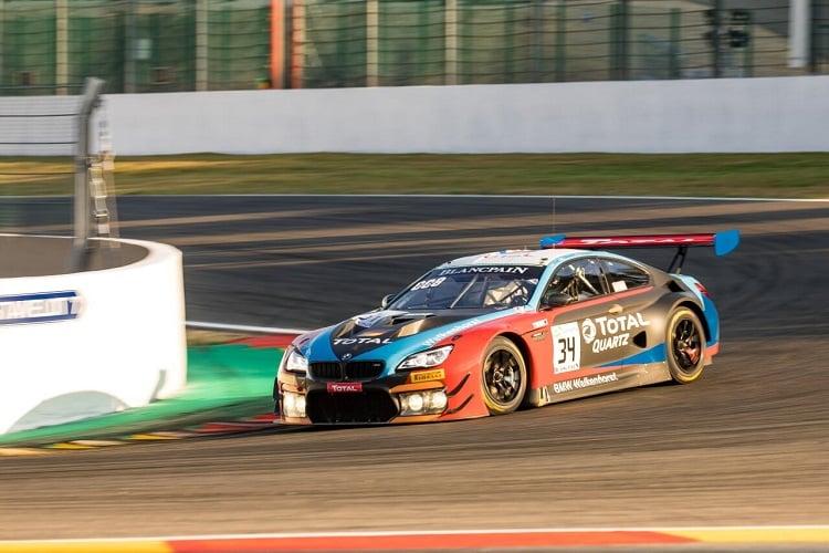 Walkenhorst Motorsport - Total 24 Hours of Spa - Spa-Francorchamps