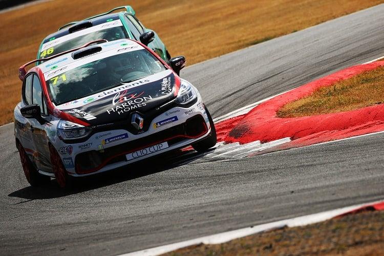 Max Coates Clio Cup