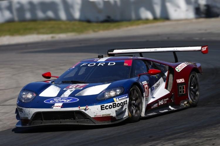 IMSA 2018 - #67 Chip Ganassi Racing Ford GT, GTLM: Ryan Briscoe, Richard Westbrook