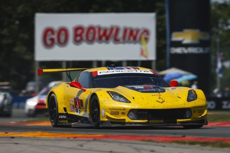 2018 IMSA - #3 Corvette Racing Chevrolet Corvette C7.R, GTLM: Antonio Garcia, Jan Magnussen
