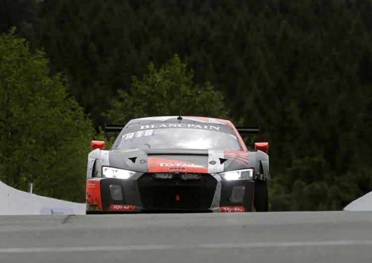 Audi R8 LMS #1 (Audi Sport Team WRT), Christopher Mies/Alex Riberas/Dries Vanthoor