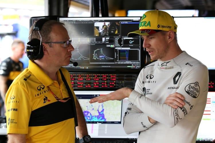 Nico Hülkenberg - Formula 1 - 2018 German GP