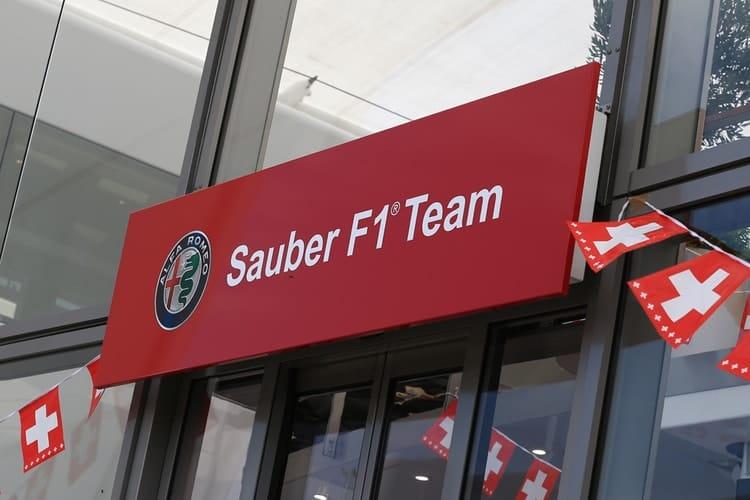 Alfa Romeo Sauber F1 Team - Formula 1 - 2018 Hungarian Test