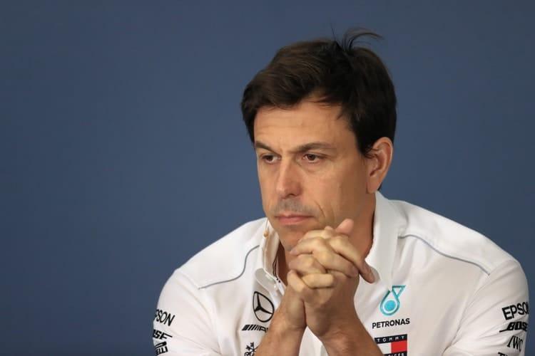 Toto Wolff - Formula 1 - 2018 Hungarian GP