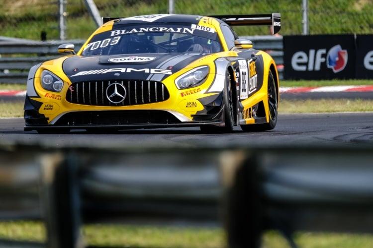 #88 AKKA ASP Team FRA Mercedes-AMG GT3 - Michael Meadows GBR Raffaele Marciello ITA, Qualifying   SRO / Dirk Bogaerts Photography