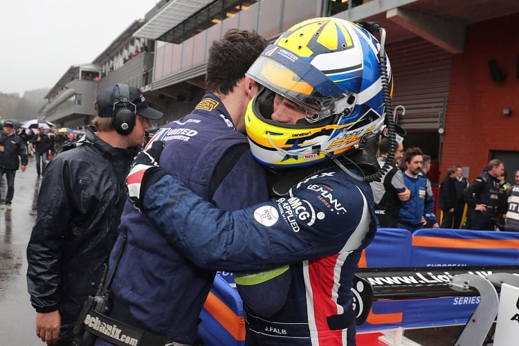 United Autosports - Spa-Francorchamps