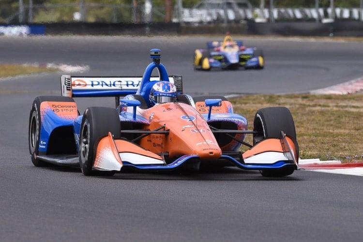 Scott Dixon (NZL), Chip Ganassi Racing, 2018 Verizon IndyCar Series, Portland