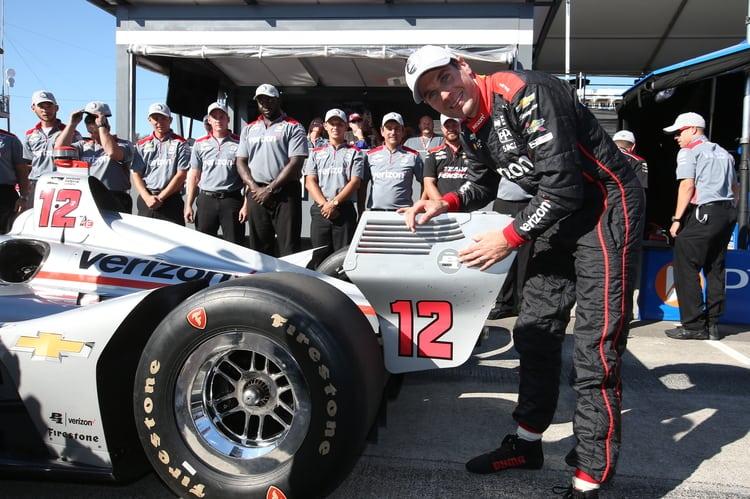 Will Power (AUS), Team Penske, 2018 Verizon IndyCar Series, Portland
