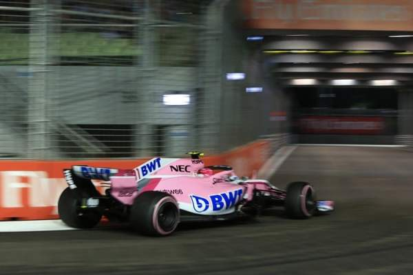 Ocon hopeful of 'good points' after Q3 result in Singapore ...