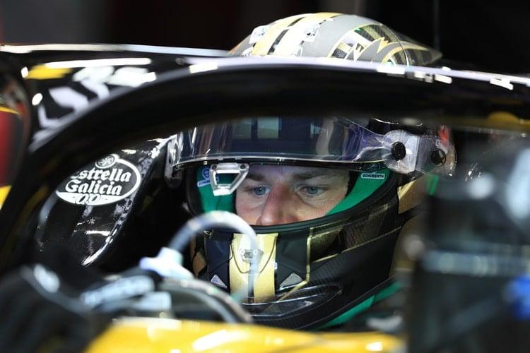 Nico Hülkenberg - Formula 1 - 2018 Singapore GP