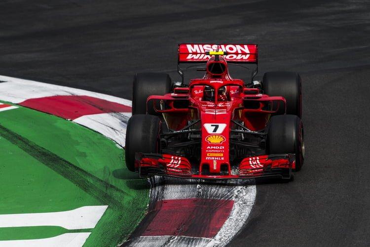 Kimi Räikkönen - 2018 Mexican GP