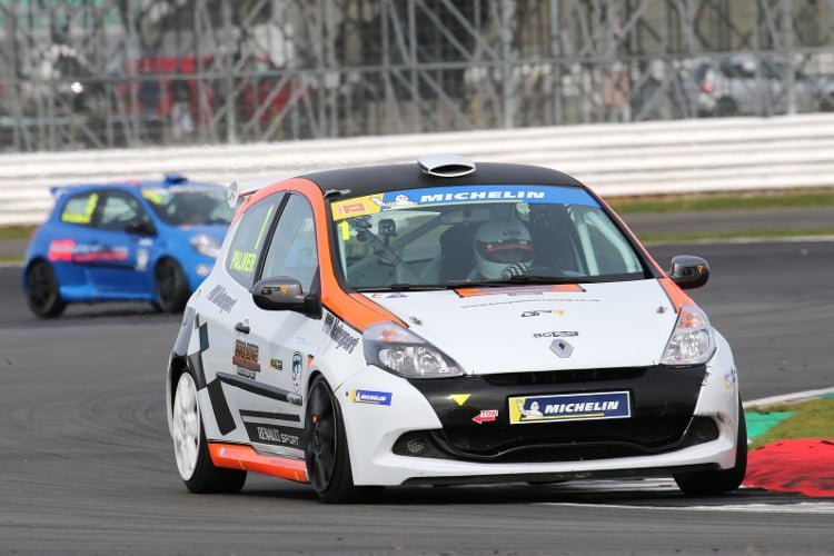 Ben Palmer - 2018 Michelin Clio Cup Series - Credit: Graham Holbon