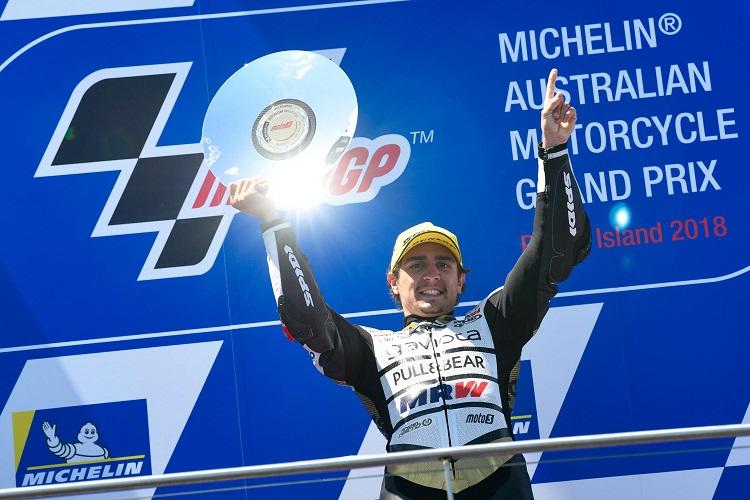 Albert Arenas - Photo Credit: MotoGP.com