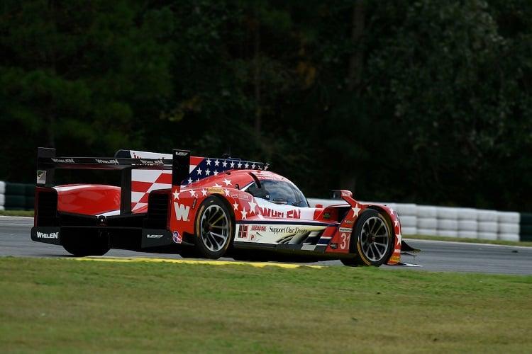 Eric Curran, Felipe Nasr & Gabby Chaves - Whelen Engineering Racing - Petit Le Mans