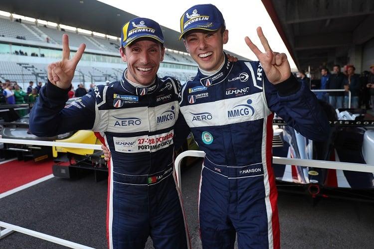 Filipe Albuquerque & Phil Hanson - United Autosports - Four Hours of Portimao