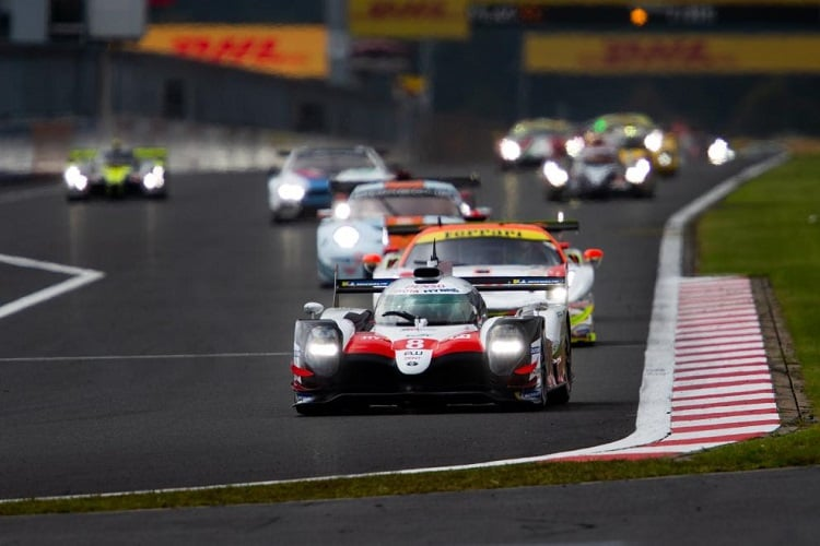 The World Endurance Championship grid for the 6 Hours of Shanghai is very similar to the grid from the last race; the 6 Hours of Fuji.