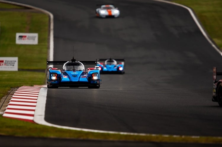 SMP Racing had a difficult day with reliability, and brought the #11 home for fourth in class.