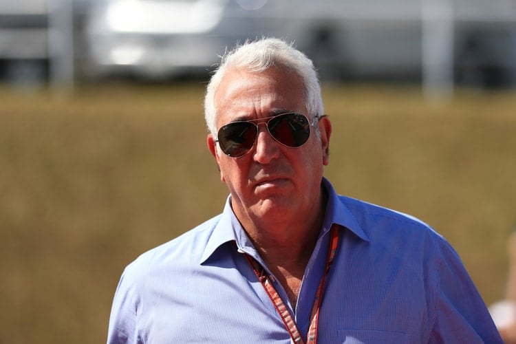 Lawrence Stroll - Part Owner - Racing Point Force India F1 Team