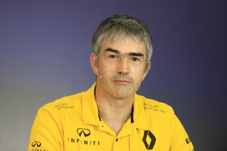 Nick Chester - Chassis Technical Director - Renault Sport Formula One Team