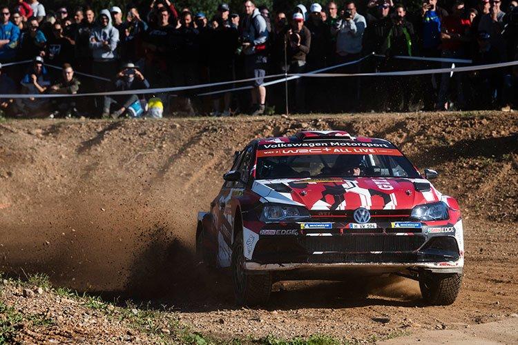 Petter Solberg - RallyRACC 2018