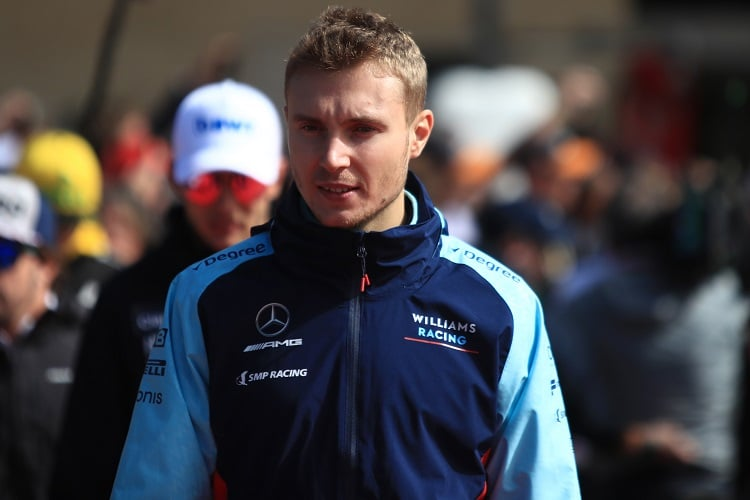 Sergey Sirotkin - Williams Martini Racing - Circuit of the Americas