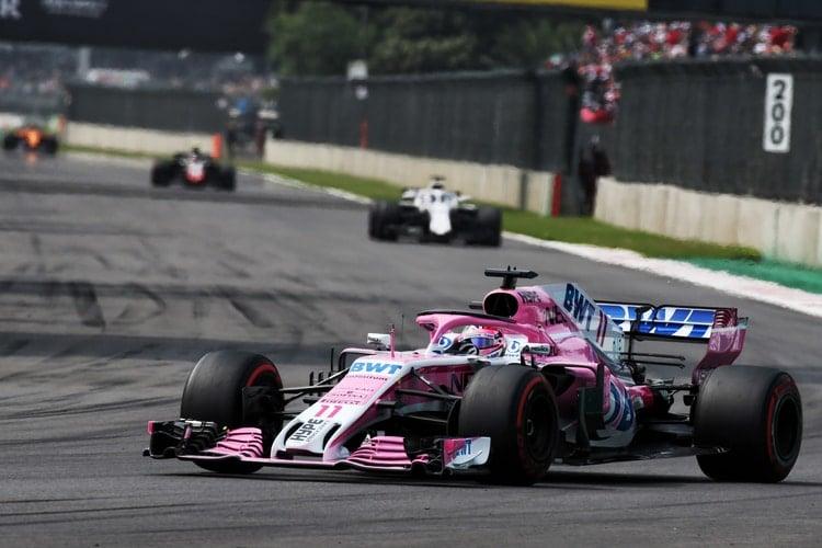 Sergio Perez - Mexican Grand Prix - F1