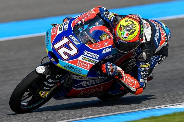 Marco Bezzecchi - Photo Credit: MotoGP.com