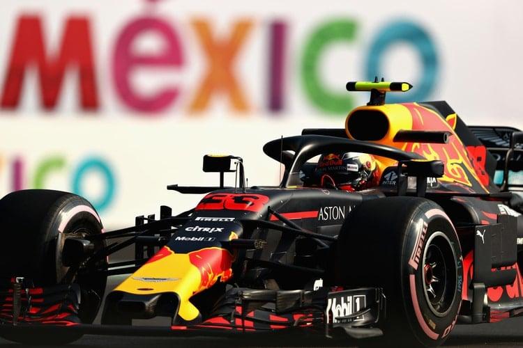 Max Verstappen - Formula 1 - 2018 Mexican GP