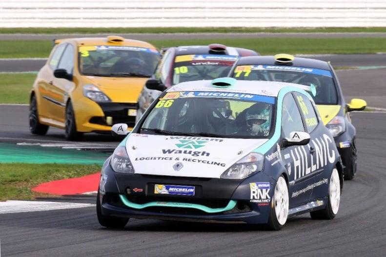 Michelin Clio Cup Series - Credit: Graham Holbon