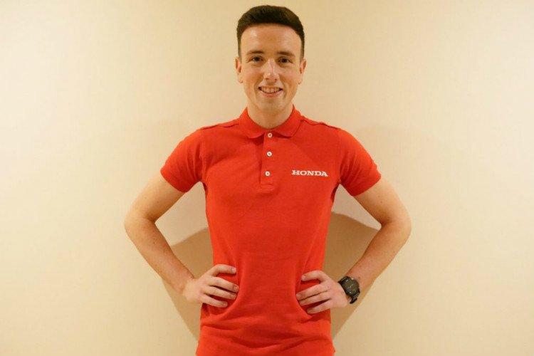 Andrew Irwin joins Honda Racing