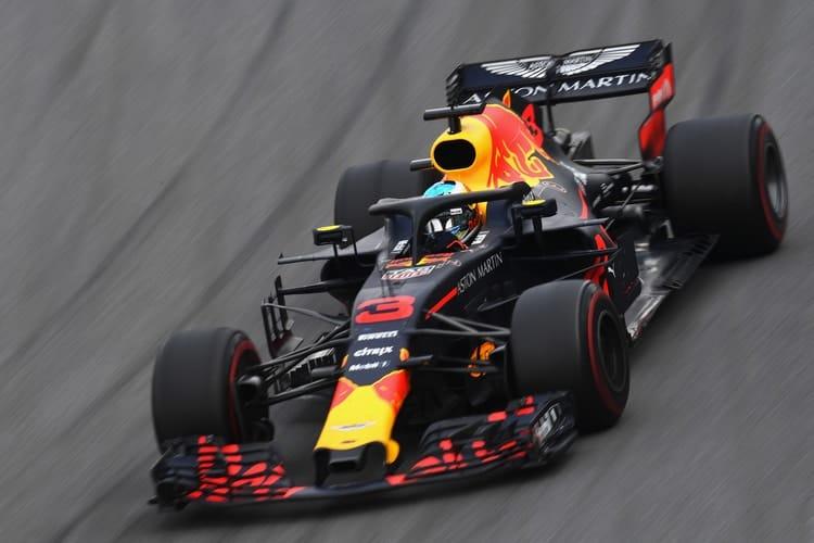 Daniel Ricciardo - Brazilian Grand Prix - F1