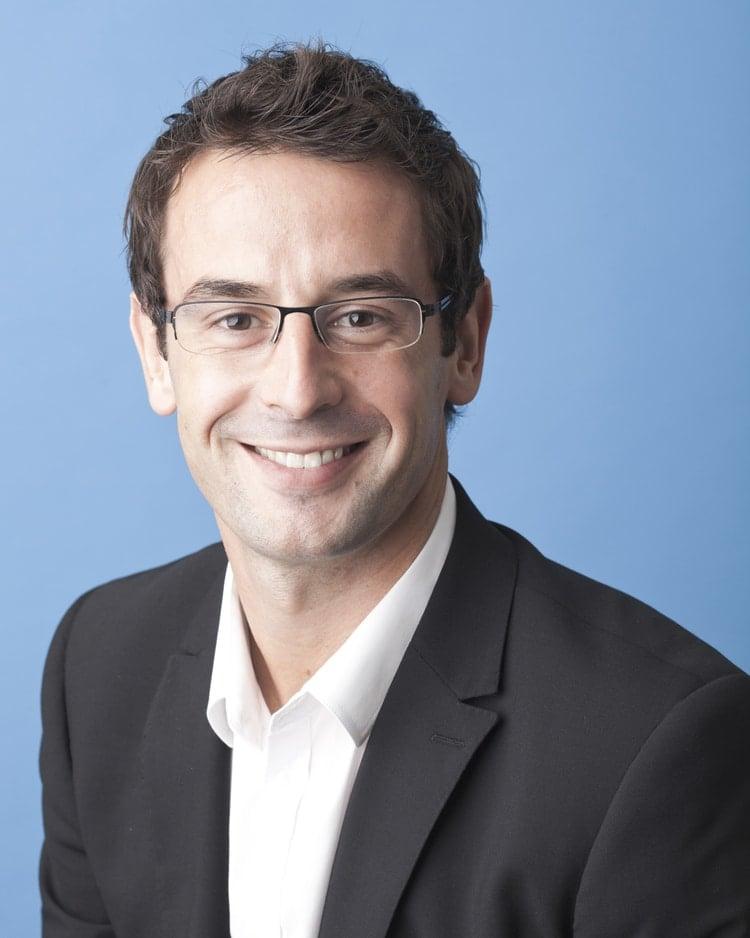 Jerome Hiquet-Formula E Marketing Officer