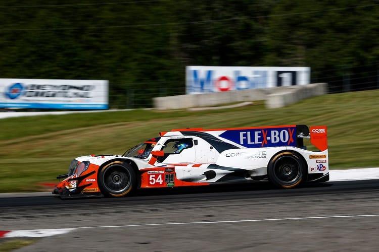Jon Bennett & Colin Braun - CORE autosport
