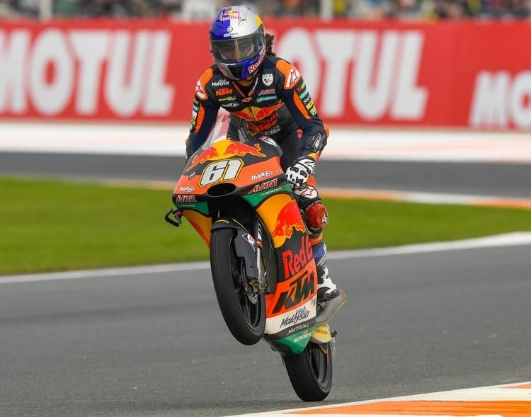 Can Oncu, wildcard at Valencia 2018