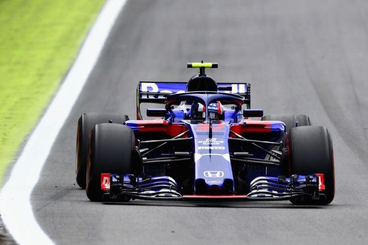 Pierre Gasly - Brazilian Grand Prix - F1